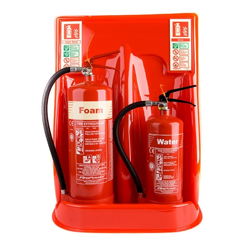 Extinguisher-Stand-Double